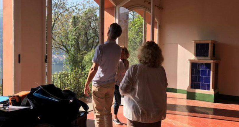 The role of Italian lake Como Estate Agent