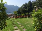Spacious garden villa in Moltrasio