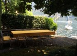 Garden on Lakeside Laglio For Rent