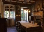 Main Dining Room Villa Lake Como