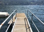 dock Villa Lake Como
