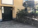 entrance of the condominium in muronico