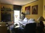 livingroom with balcony