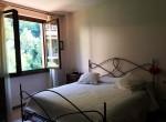 nice bedroom in lake view villa