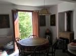 living area monti di lenno house