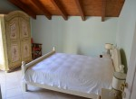 bedroom attic san fedele