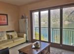 Argegno apartment lake view