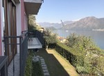 Lake como view apartment for sale
