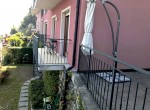 colonno apartment with garden for sale