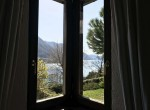 a spot of lake como from the villa for sale