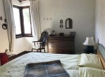 bedroom in lake como villa for sale carate urio