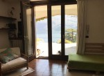 living area downstairs villa for sale lake como