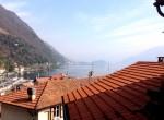 Argegno lake como view first floor