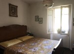 double bed in lake como