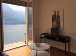 flat to rent with balcony lake como