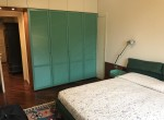 double bedroom in carate urio