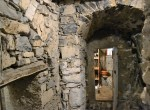 Cellar in pigra house for sale lake como