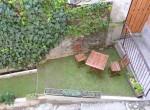 garden in lake como