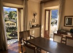 2. Dining room apartment in Moltrasio