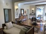 2. Spacious living room apartment in Moltrasio Lake Como