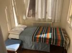 3. Single bed Moltrasio apartment Lake Como