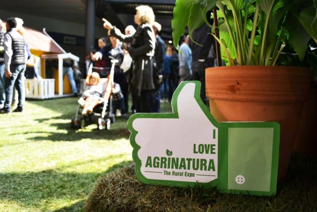 Agrinatura 19° edition  25 – 28 April – Lario Fiere