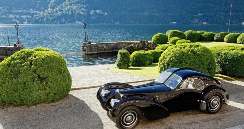 Lake Como – Concorso d'Eleganza Villa d'Este The symphony of Engines 2019