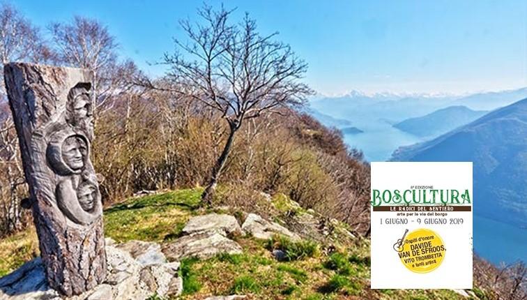 Lake Como – Schignano – Boscultura 2019