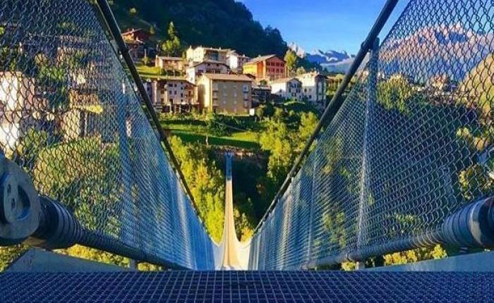 Lake Como – Il Ponte nel Cielo