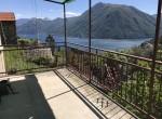 wide terrace lake como
