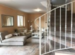 stairs to first floor house for sale sala comacina (2)