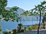 100 terrace of the villa for sale