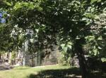 16 detail of the villa in Moltrasio