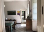 ground floor rooms into the villa moltrasio
