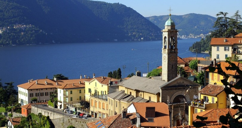 Moltrasio among the 20 most beautiful places in Italy
