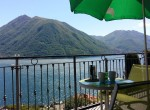 Terrace on The Lake Como Holiday