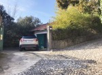 car parking villa argegno