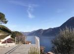 villa garden view argegno