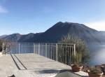 villa lake como view