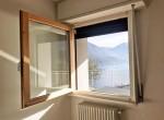 window lake view