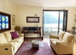 2 apartment for sale argegno lake view