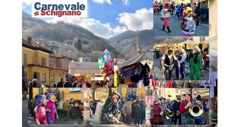 The famous Carnival of Schignano 2020