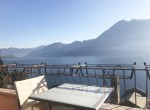 flat in argegno with lake view