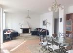 living room fireplace mod
