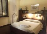 main bedroom argegno lake como