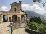 chiesa di san sisinio argegno- san sisinio church