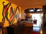 internal of the villa- dettaglio villa