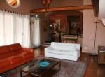 living room-soggiorno