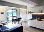 open space kitchenette faggeto