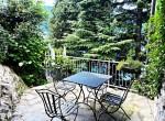 terrace with lake view faggeto